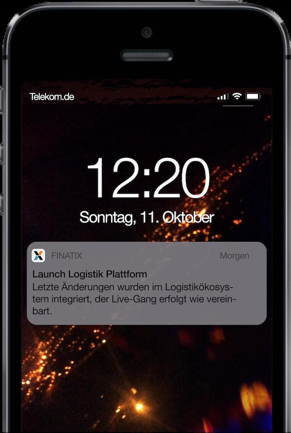 Bild Logistik Plattform